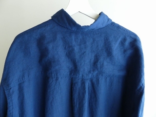 定番プルオーバー型リネンビッグシャツの商品画像29