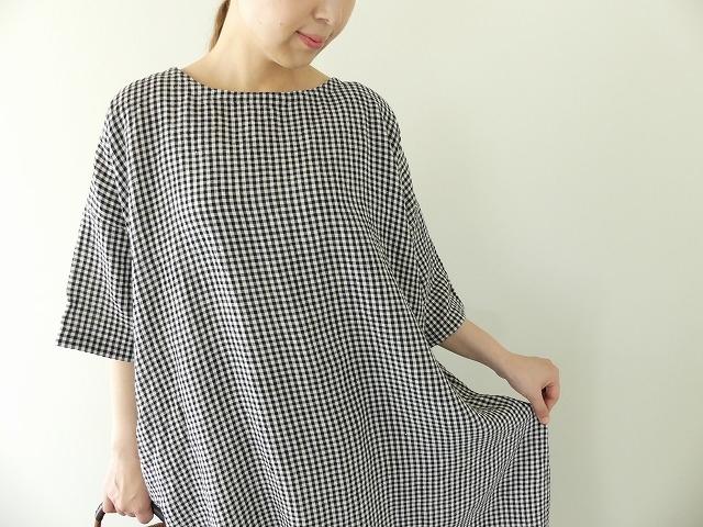 バックサイドギャザードレスの商品画像10