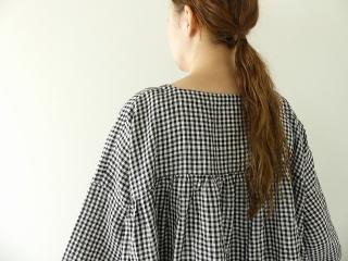 バックサイドギャザードレスの商品画像15