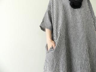 バックサイドギャザードレスの商品画像17