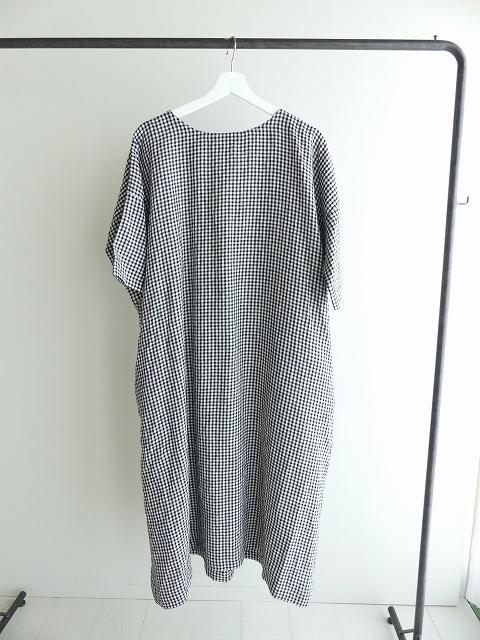 バックサイドギャザードレスの商品画像2