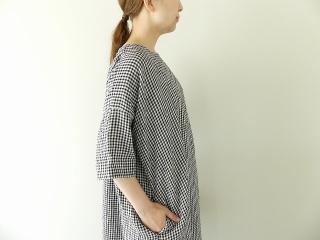 バックサイドギャザードレスの商品画像20