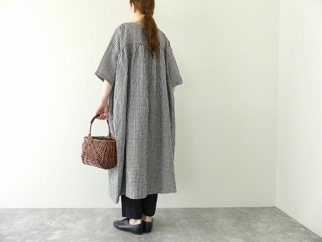 バックサイドギャザードレスの商品画像4
