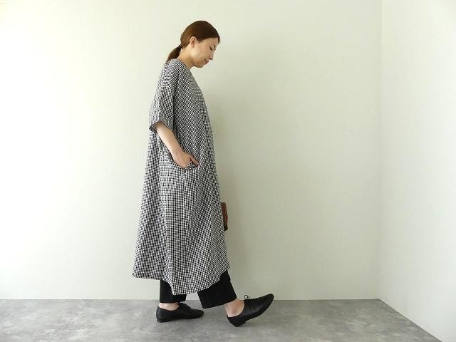 バックサイドギャザードレスの商品画像5