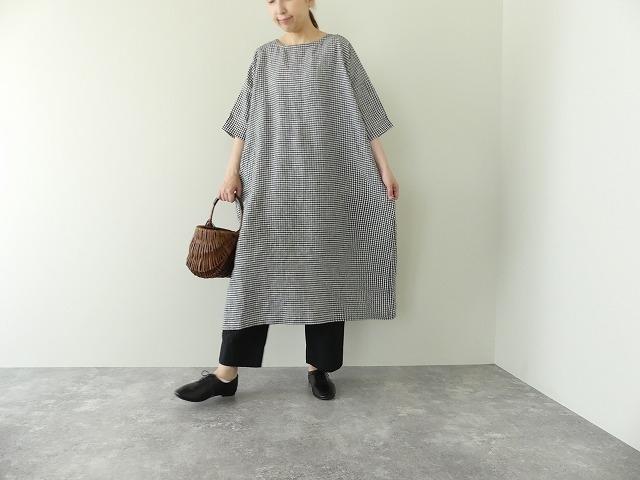 バックサイドギャザードレスの商品画像6