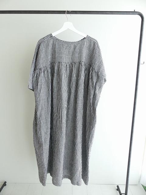 バックサイドギャザードレスの商品画像7