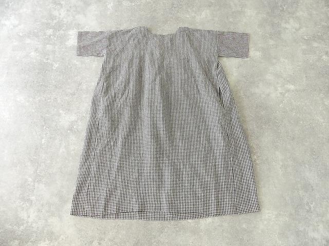 バックサイドギャザードレスの商品画像8