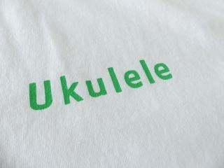 海上がりUNI-Tシャツ Ukulele size5・6の商品画像19