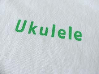 海上がりUNI-Tシャツ Ukulele size3+の商品画像23