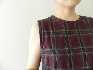 インディアンマドレスチェックドレスの商品画像15