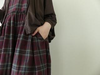 インディアンマドレスチェックドレスの商品画像16