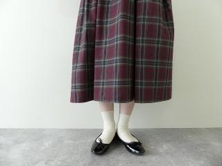 インディアンマドレスチェックドレスの商品画像17
