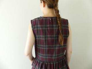 インディアンマドレスチェックドレスの商品画像19