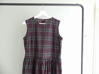 インディアンマドレスチェックドレスの商品画像20