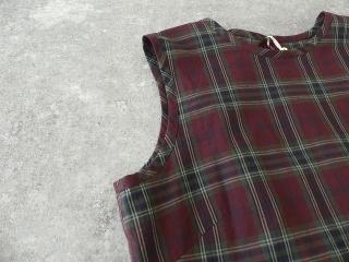 インディアンマドレスチェックドレスの商品画像23