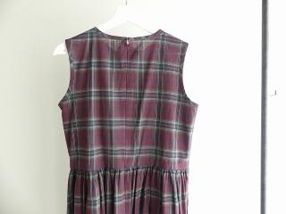 インディアンマドレスチェックドレスの商品画像28