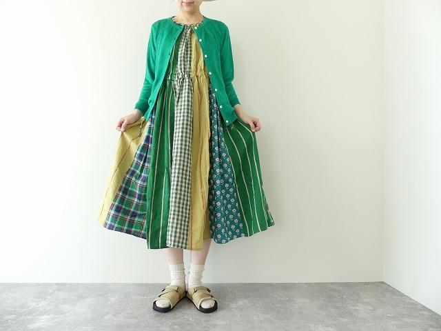 クレイジーパッチワーク カーロドレスの商品画像2