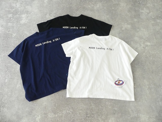 リバイバル企画スペースT Wide-Tシャツ アストロノーツの商品画像10