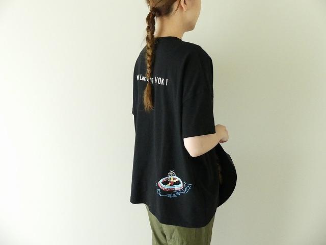 リバイバル企画スペースT Wide-Tシャツ アストロノーツの商品画像5