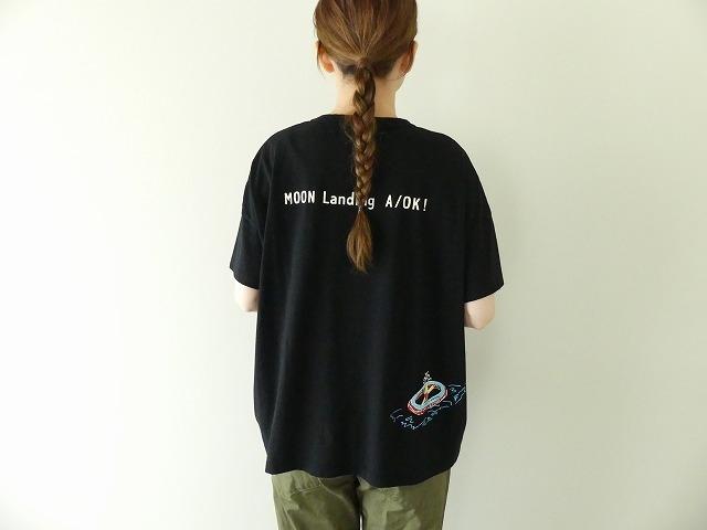 リバイバル企画スペースT Wide-Tシャツ アストロノーツの商品画像6