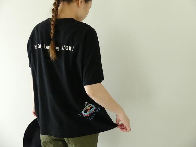 リバイバル企画スペースT Wide-Tシャツ アストロノーツの商品画像7