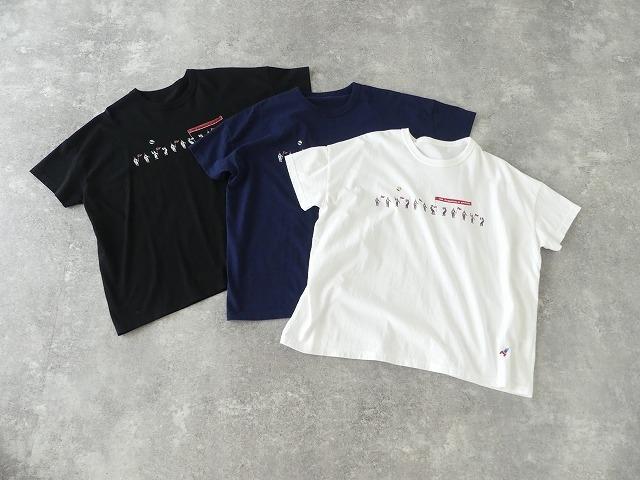 リバイバル企画スペースT Wide-Tシャツ アストロノーツの商品画像8