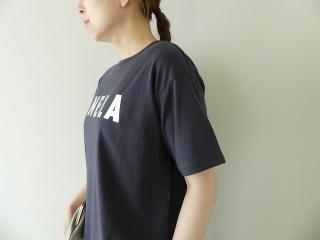 ハイゲージ天竺ロゴTシャツ ANELAの商品画像15