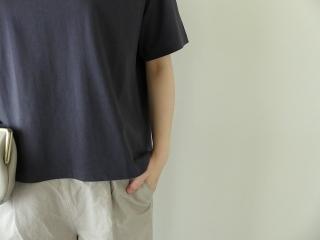 ハイゲージ天竺ロゴTシャツ ANELAの商品画像16