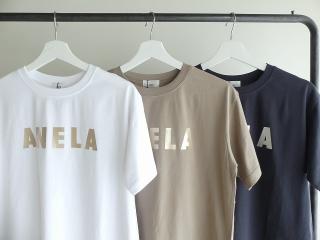 ハイゲージ天竺ロゴTシャツ ANELAの商品画像18