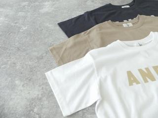 ハイゲージ天竺ロゴTシャツ ANELAの商品画像21