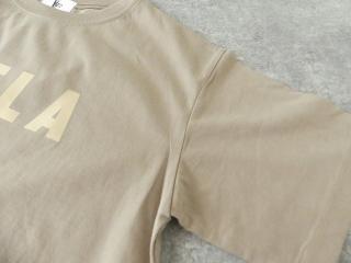 ハイゲージ天竺ロゴTシャツ ANELAの商品画像24