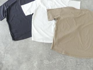 ハイゲージ天竺ロゴTシャツ ANELAの商品画像29