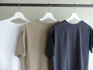 ハイゲージ天竺ロゴTシャツ ANELAの商品画像31