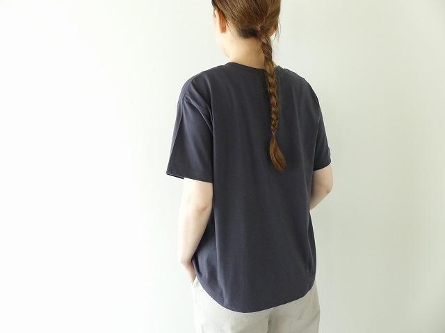 ハイゲージ天竺ロゴTシャツ ANELAの商品画像5