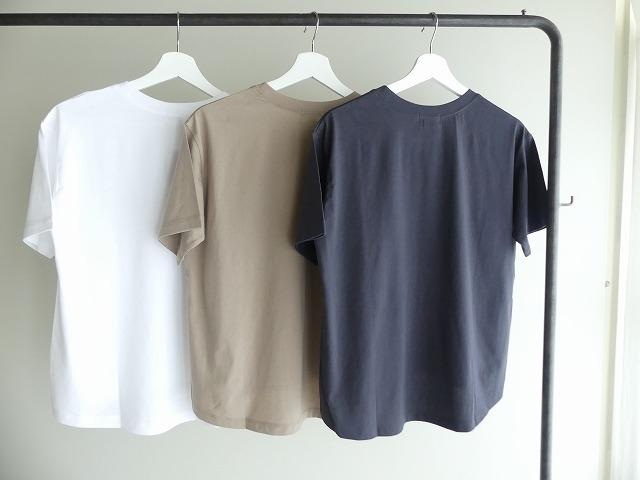 ハイゲージ天竺ロゴTシャツ ANELAの商品画像7