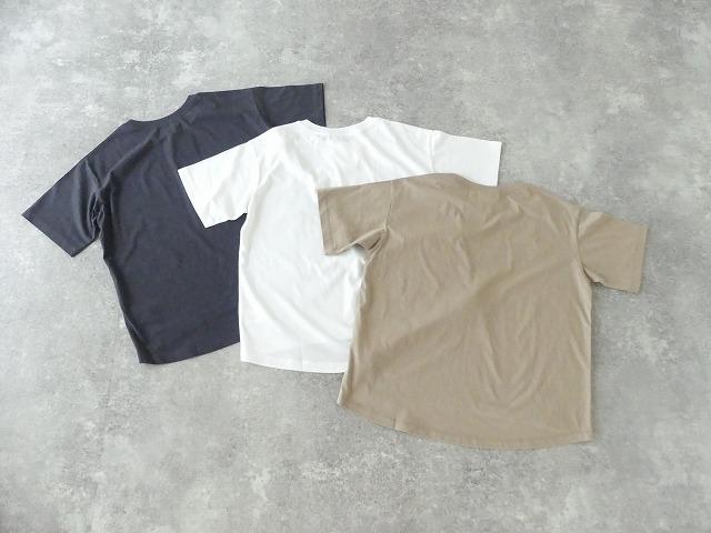 ハイゲージ天竺ロゴTシャツ ANELAの商品画像8