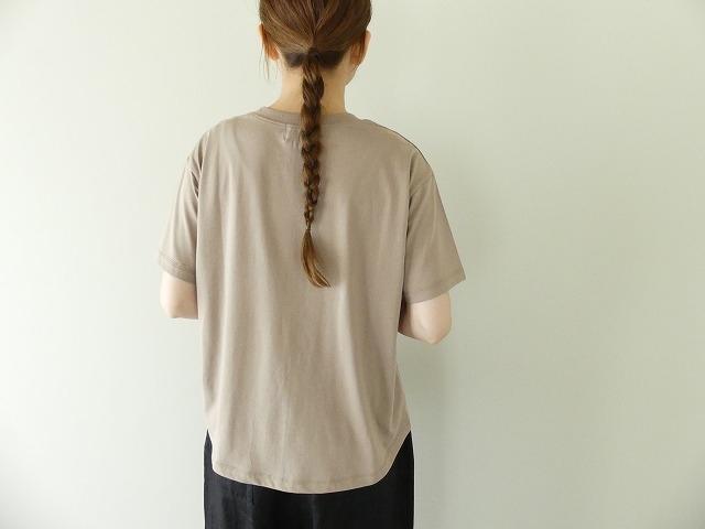 ハイゲージ天竺ロゴTシャツ MADISONの商品画像5