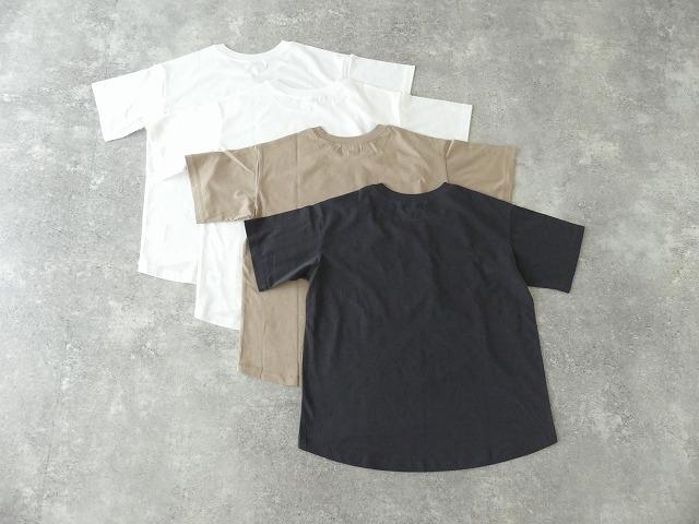 ハイゲージ天竺ロゴTシャツ MADISONの商品画像7