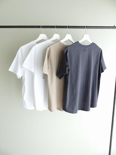 ハイゲージ天竺ロゴTシャツ MADISONの商品画像8