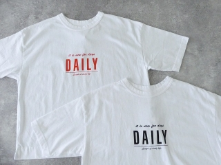 DAILY天竺プリントTの商品画像17