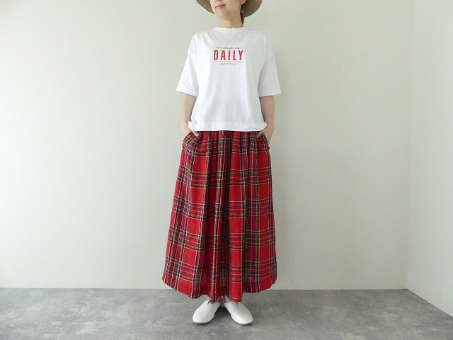 DAILY天竺プリントTの商品画像3