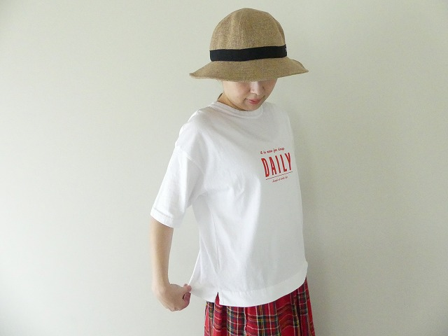 DAILY天竺プリントTの商品画像1