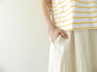 リネンデニムスカートの商品画像14