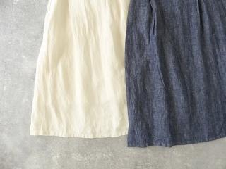 リネンデニムスカートの商品画像17