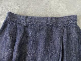 リネンデニムスカートの商品画像18