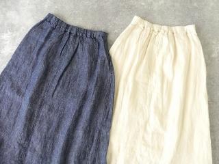 リネンデニムスカートの商品画像23