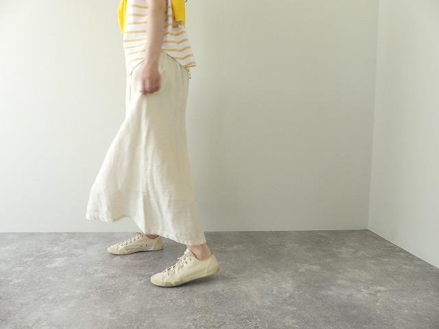 リネンデニムスカートの商品画像7