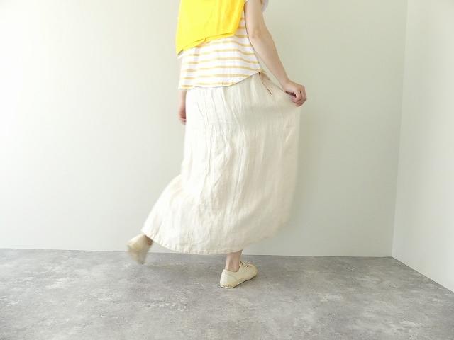 リネンデニムスカートの商品画像8