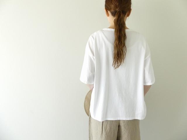 コットンプルオーバーTシャツの商品画像5