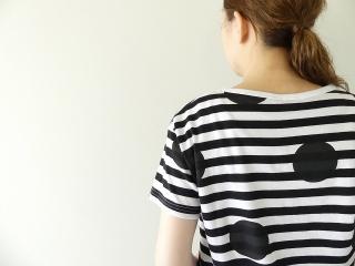 ボーダードットTシャツの商品画像15